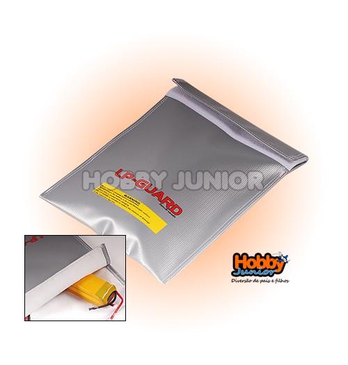 Saco Anti-Chamas para Baterias LIPO - 18x22cm