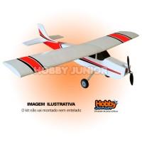 Aeromodelo Cessna 182 - Kit para Montar
