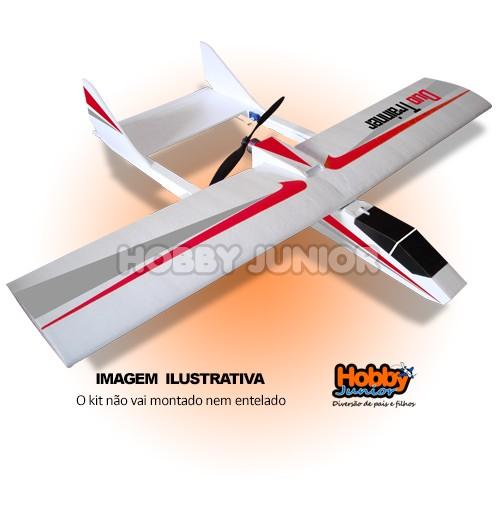 Aeromodelo Duo Trainner - Kit para Montar