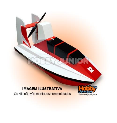 Aerobarco Pelicano - Kit para Montar