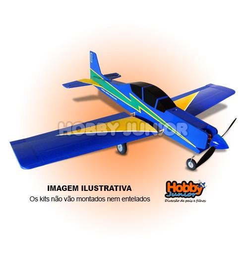 Aeromodelo Tucano - Kit para Montar