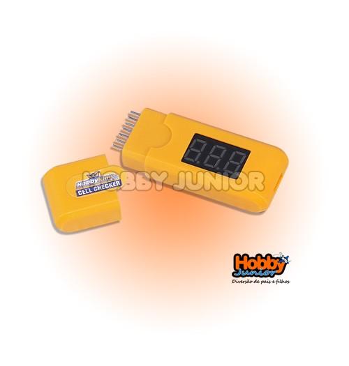 Checador Digital de Baterias Lipo HK