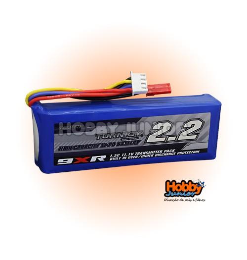 Bateria Lipo para Rádio Turnigy 9xR ou 9xR Pro - 2200 mAh 3S