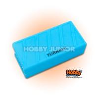 Capa de Silicone   para Bateria 1300mah 3S -  Azul