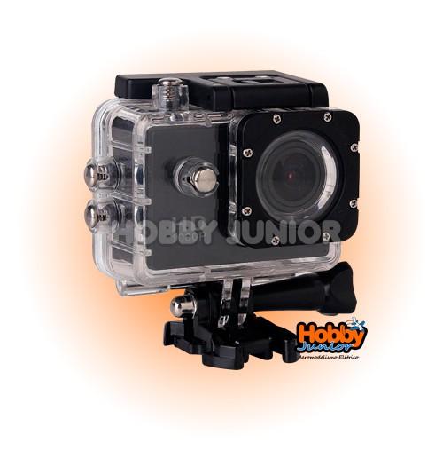 Camera Esportiva HD 1080P - WiFi - Prova D´Água