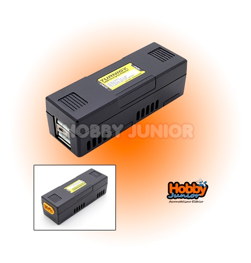 Adaptador USB para Baterias LiPO 2~6s