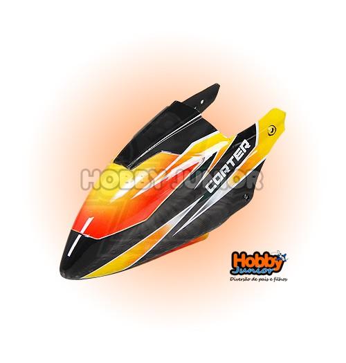 Canopy - FP100 - V911- Preto/Amarelo - WLToys