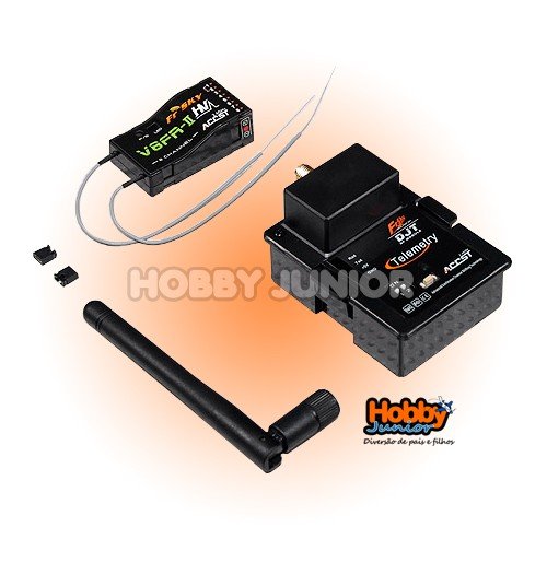 Módulo Transmissor com Receptor - 2.4ghz - DJ Combo FrSky