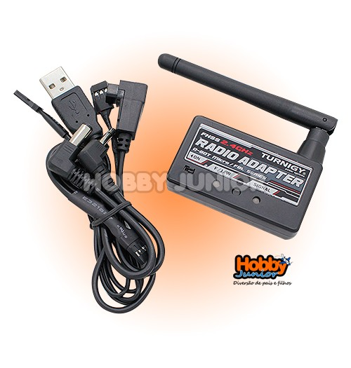 Módulo Adaptador Turnigy  - FHSS 2.4Ghz.