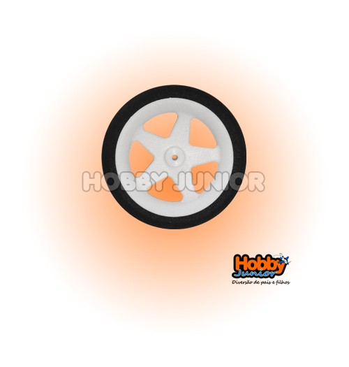 Roda - Espuma - 60mm