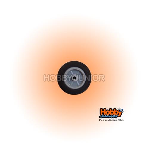 Roda - Espuma - 25mm